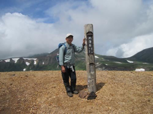 大雪山に登ってきました